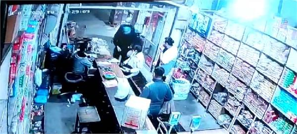 shop loot case tanda gun firing