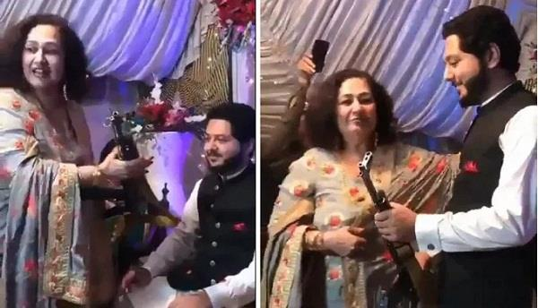 pakistan  bride and groom