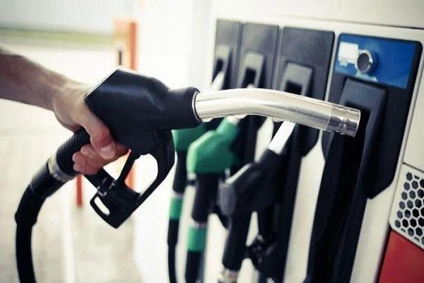 petrol diesel became more expensive for the third day in a row