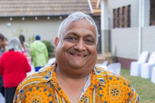 south africa  mahatma gandhi  s great grandson