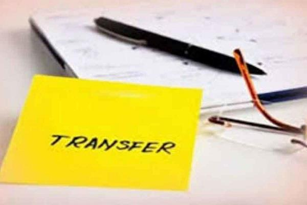 government of punjab  24 dsps  transfer
