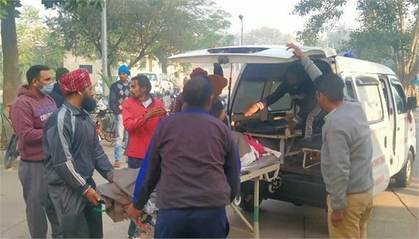 marriage bells road accident 2 deaths