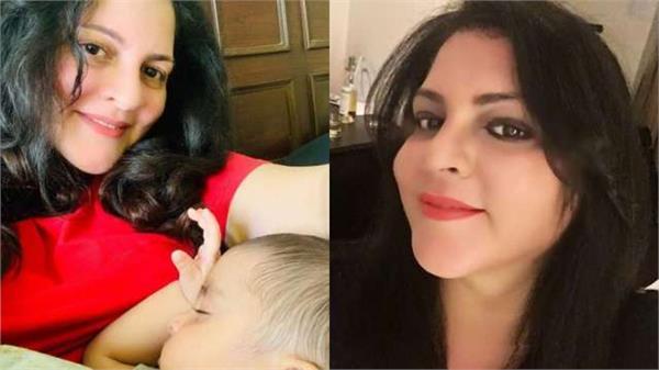 saand ki aankh producer nidhi parmar hiranandani donat breast milk newborns