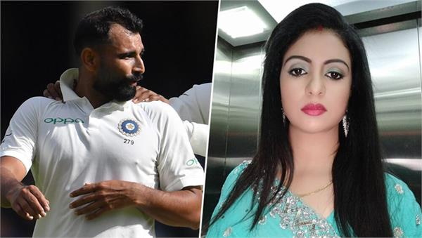 mohammed shami wife hasin jahan man arrested threatening
