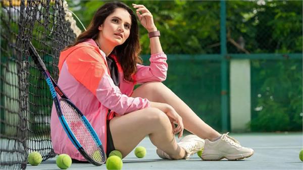 tennis player sania mirza web series actress tb awareness