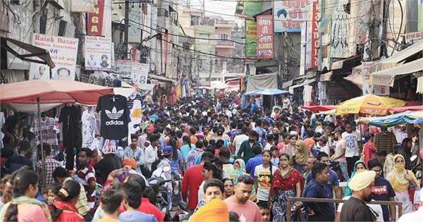 sunday market jalandhar