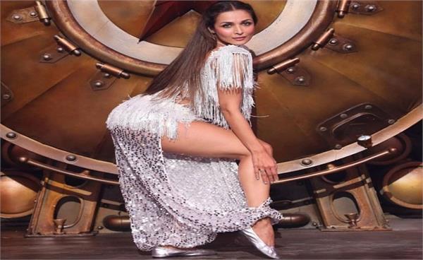malaika arora video viral dance on chaiya chaiya