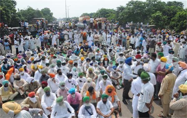 moga  agriculture amendment bill  farmers   struggle