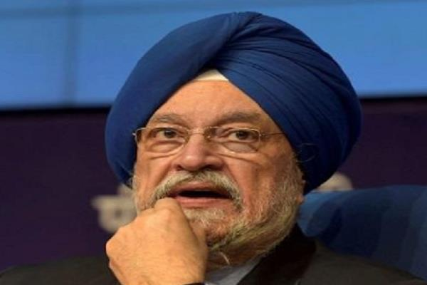 air india  employees interest  protected hardeep singh puri