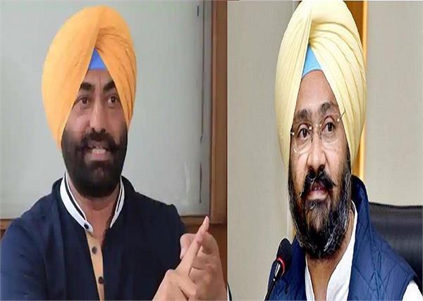 parminder dhindsa sukhpal khaira custody agriculture bills