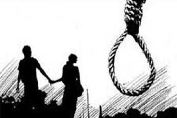 uttar pradesh uncle niece suicide corpses