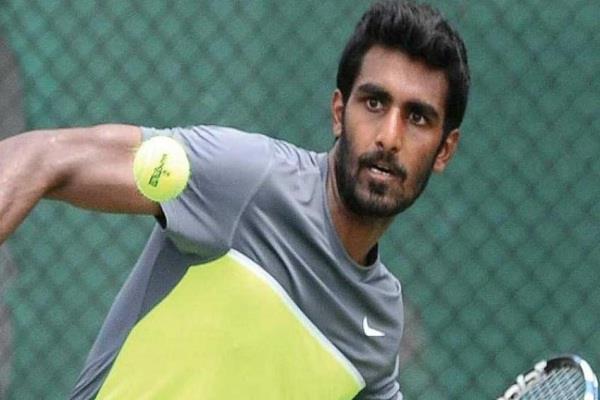 prajnesh guneshwaran orland tennis tournament semifinals