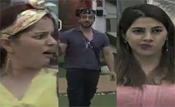 bigg boss 14 aly goni nominate kavita rubina and nikki everyone is shocked