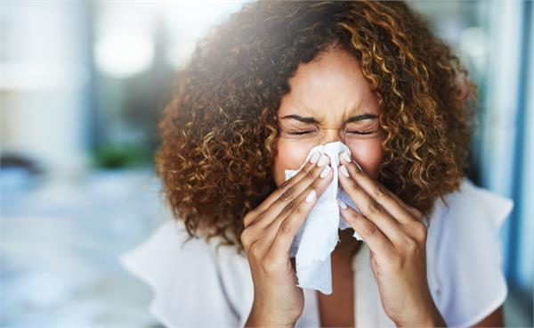 if you also have a chronic cold these problems can occur