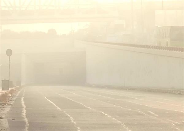 delhi  air quality in punjabi bagh remains in   poor   category