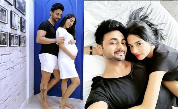 amrita rao blessed with baby boy