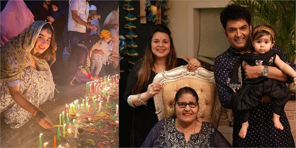 punjabi celebs wishes fans happy diwali