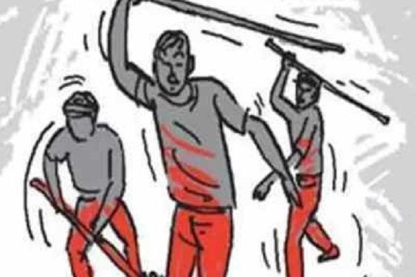 gurdaspur  father son  attack  5 nominees