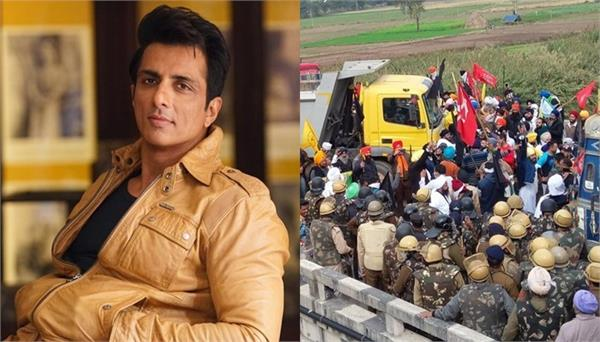 sonu sood supports farmers actor tweet