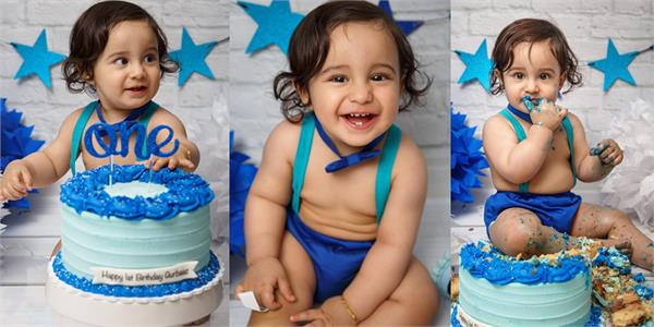 gurbaaz grewal birthday celebration pics