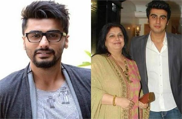 actor arjun kapoor  who was moved by the memory of his mother  said this