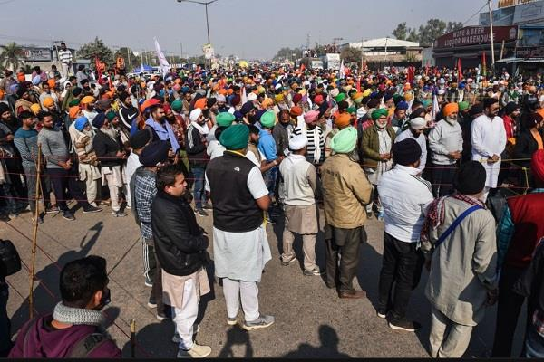 farmers reject amit shah s proposal meeting on delhi border ends