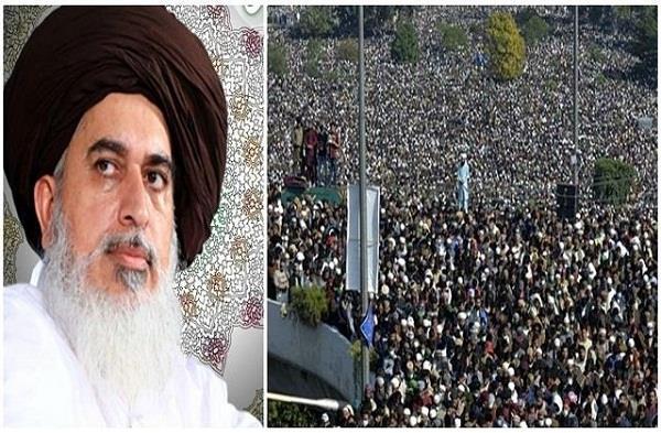 pakistan  khadim hussain rizvi