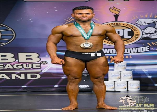 tanda bodybuilding alokdeep fitness