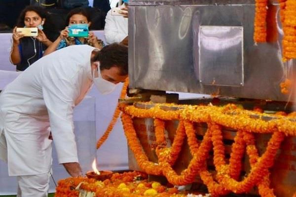 rahul gandhi tarun gogoi final vision dead body