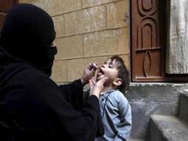 pakistan  polio case