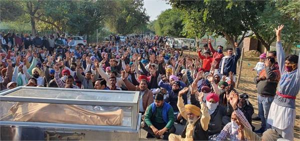 dera premi manohar lal murder beadbi kand family protest