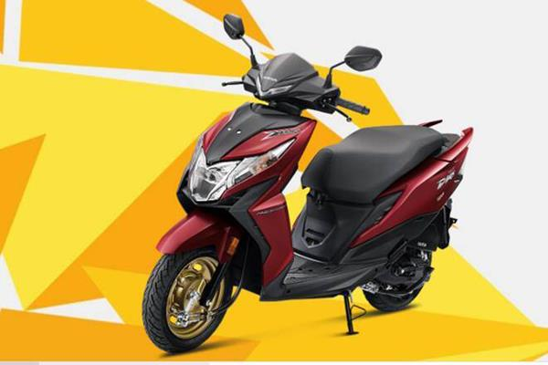 honda dio bs6 prices increased