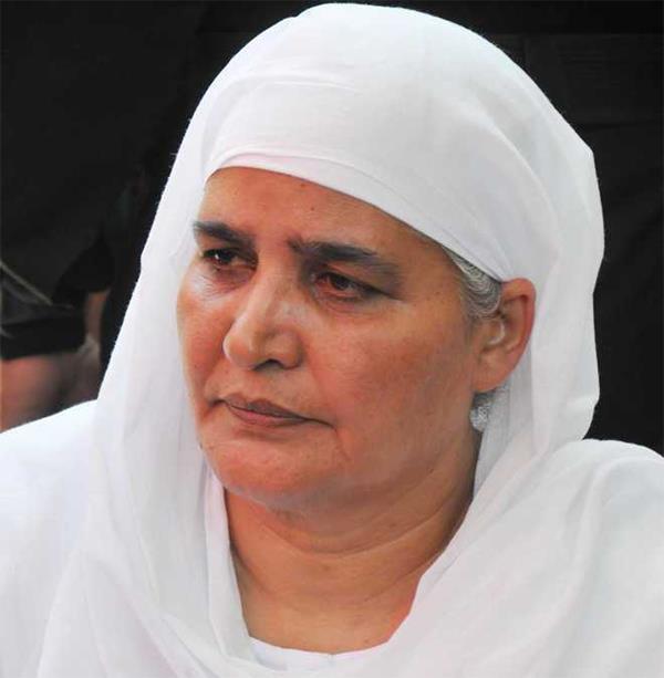 bibi jagir kaur resign sgpc president controversy