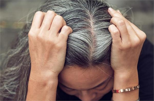 beauty tips  these indigenous remedies will blacken white hair again