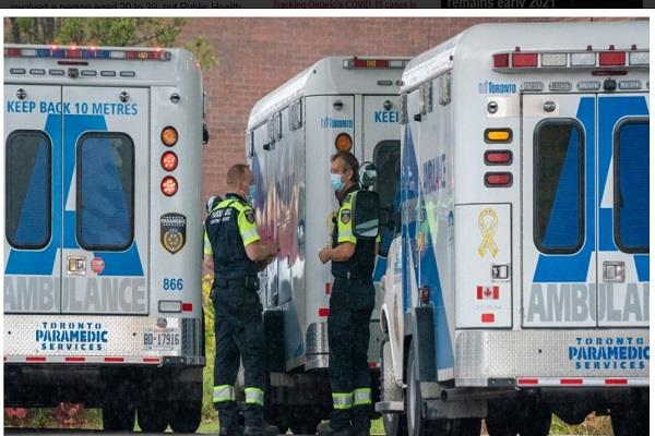 ontario reports 1 478 new covid 19 cases  21 new deaths