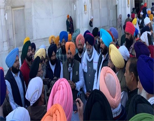 amritsar  sri darbar sahib  shiromani akali dal