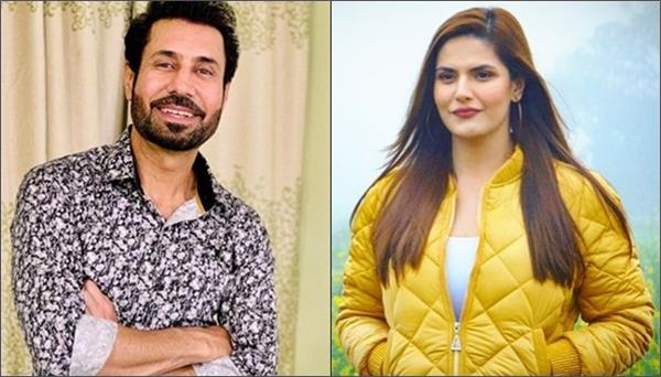 zareen khan and binnu dhillon will share screen for the first time
