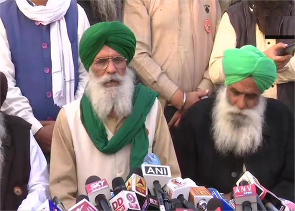 farmers organisations take decisions we ll not go to burari