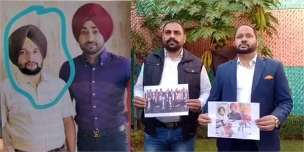 truth behind ranjit bawa viral picture with drug dealer gurdeep rano