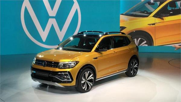 volkswagen india shows off taigun on official website