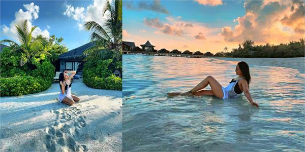 sonakshi sinha beach pics viral on social media