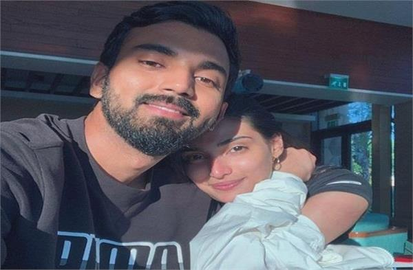 rahul wishes athiya a happy birthday