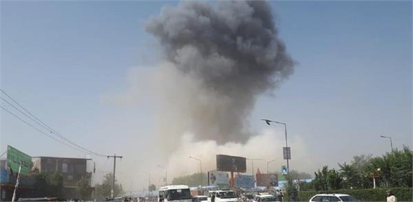 18 wounded in car bomb explosion in s  afghanistan