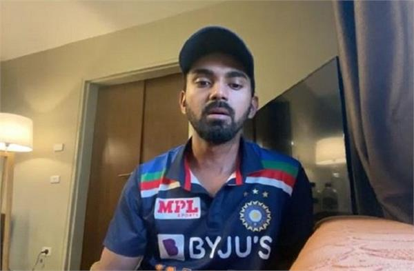 ind vs aus  lokesh rahul landed in defense of bumrah