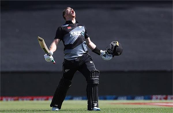 new zealand won the series with a storming hundreds from phillips