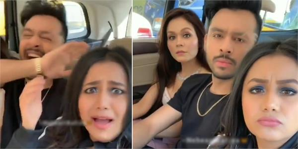 tony kakkar slaps neha kakkar for wrong answer
