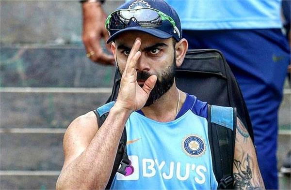 virat will come out with the goal of becoming 12 hazari in one day