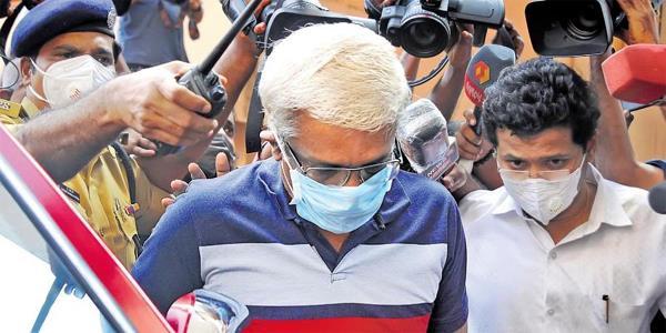 kerala gold smuggling case former cm chief secretary m shivshankar arrested