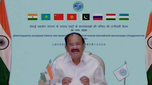 biggest challenge before us is terrorism  venkaiah naidu said at the sco summit