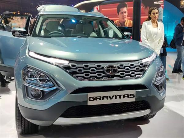 tata gravitas launch details revealed